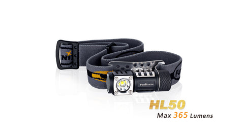 Fenix - Headlamp (HL50)