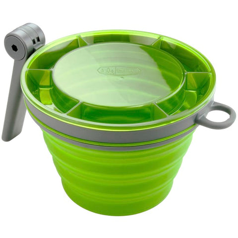 GSI - Collapsible Fairshare Mug - Green