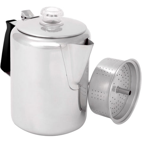 GSI - Glacier Stainless 9 Cup Percolator