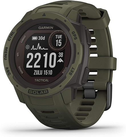 Garmin - Instinct Solar, Tactical Edition