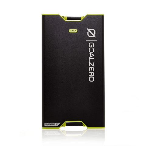 Goal Zero - Sherpa 40 Power Bank, Black