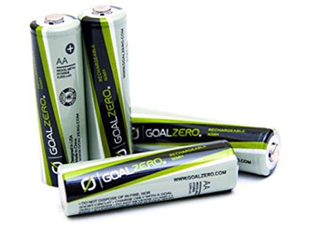 Goal Zero - AA Rechargeable Batteries (4 Pack)