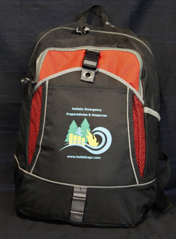 Holistic EPR / SOS Gear - 1 Person, 3 Day Vancouver Island Emergency Kit