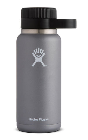 Hydro Flask - 32oz Growler. Great to take a little carbonation on any outdoor adventure or those backyard BBQ's.