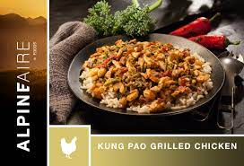 AlpineAire - Kung Pao Grilled Chicken