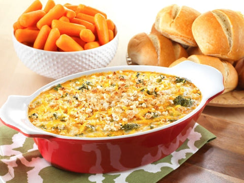 Legacy - Cheese & Broccoli Bake, great for emergency kit and family outdoor adventures