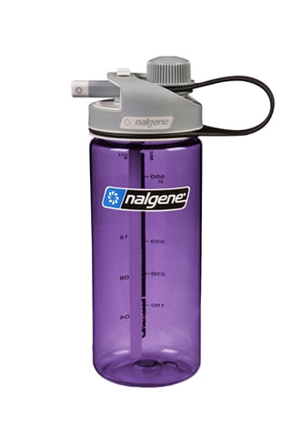 Nalgene - Tritan Multdrink 20oz Bottle, Purple