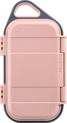 Pelican - G40 Personal Utility Go Case - Pink/Grey