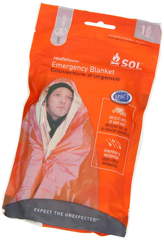 SOL - Emergency Blanket (One Person)