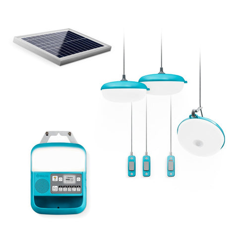BioLite - Solar Home 620. Great addition to your cabin, home, emergency kit