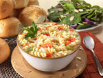 Legacy - Vegetable & Rotini Pasta, a great addition to any emergency kit or outdoor activity