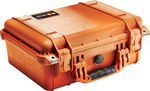 Pelican - 1450 Protector Case, Orange with foam