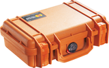 Pelican - 1170 Protector Case, Orange with foam