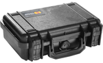 Pelican - 1170 Protector Case, Black with foam