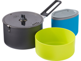 MSR - Trail Lite Solo Cook Set. Great cook system to take along on any outdoor adventure.
