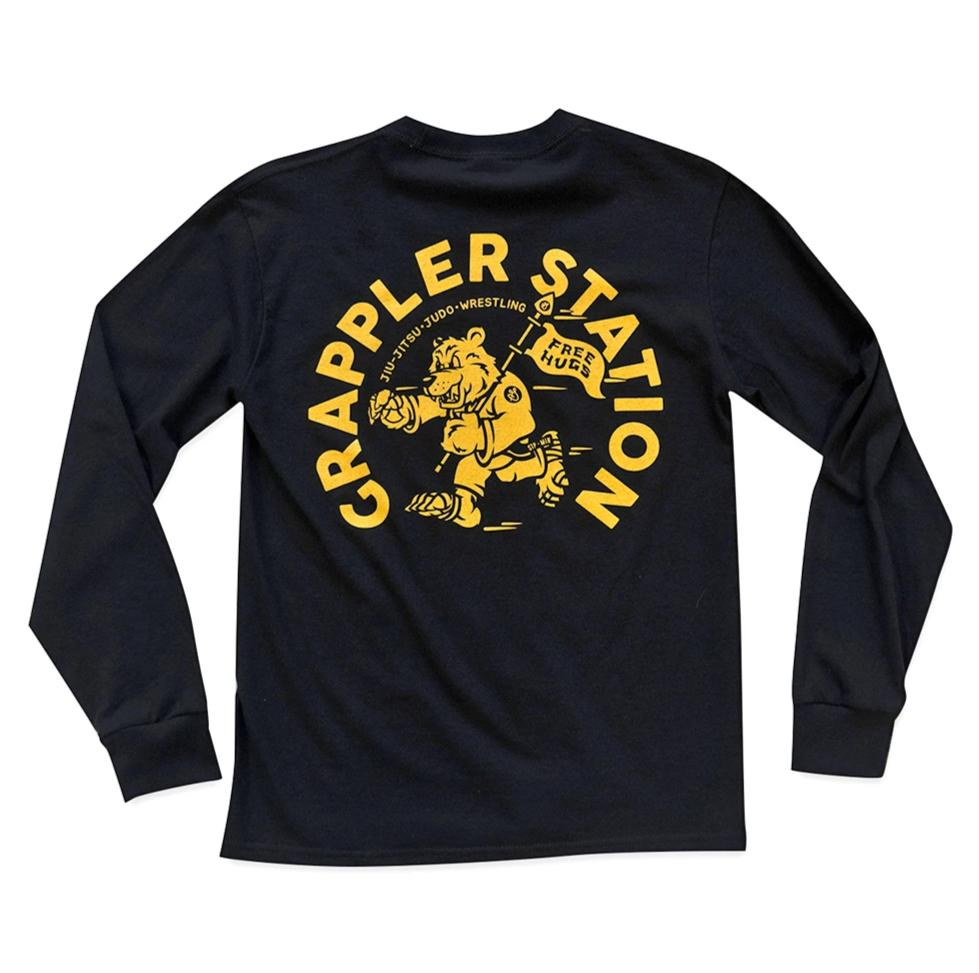 Tap-Tap Long Sleeve Shirt