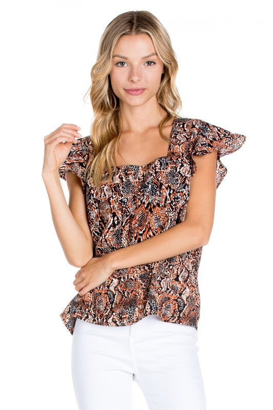 Cinnamon Short Sleeve