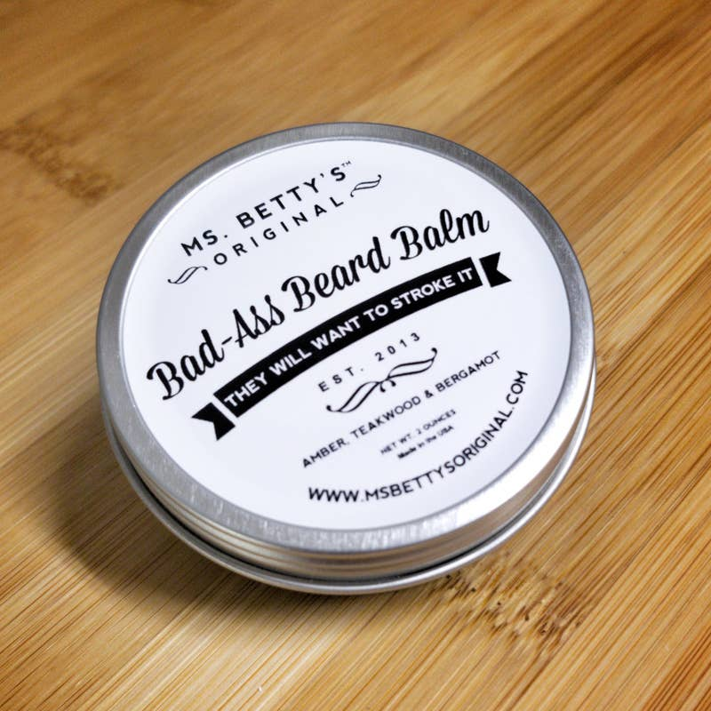 Ms. Betty's Original - Bad-Ass Beard Balm