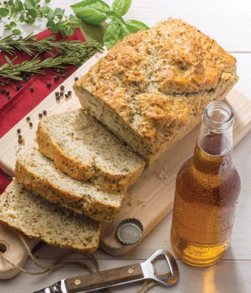 Italian Herb Beer Bread Mix