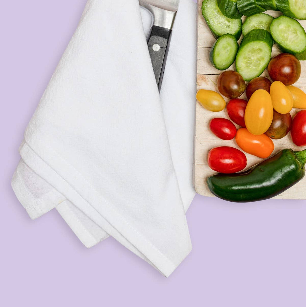 Alt Linen - Kitchen Towels with free lifetime replacements
