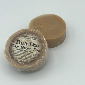 Long Rifle Soap Company - That Dog Can Hunt Too Dog Soap