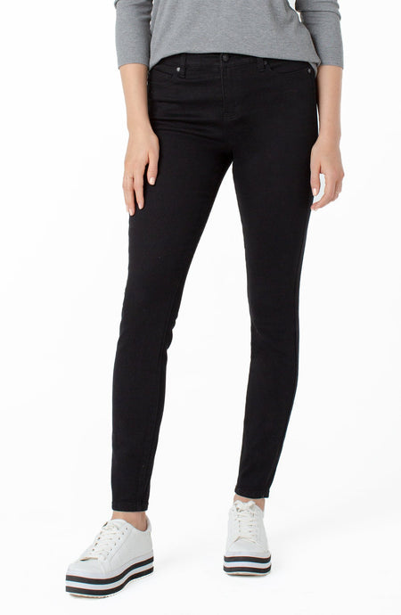 Abby Skinny Eco Black