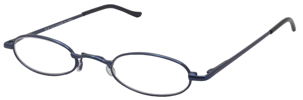 I Heart Eyewear - Tube Blue Reading Glasses