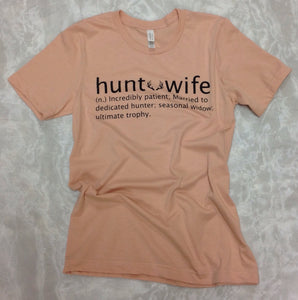 Hunt Wife Graphic Tee