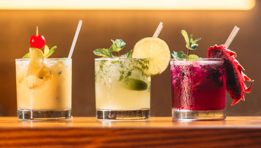 Tasty mocktail ideas to join Sober September