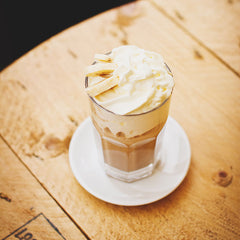 frappe with icecream