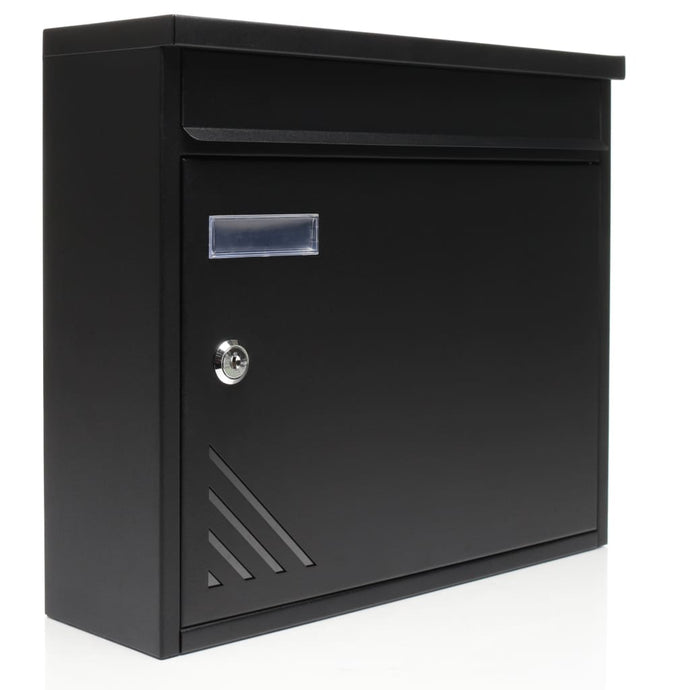 Home Icon Lockable Mailbox