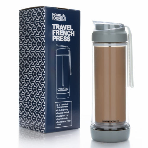 Travel Cafetiere French Press Travel Mug
