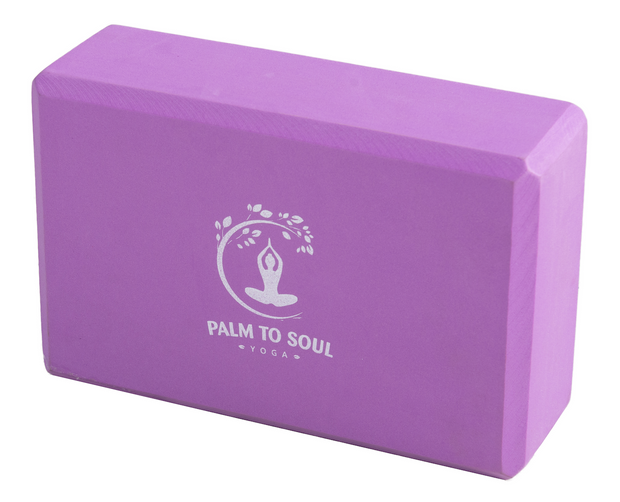 Yoga blocks (pair/set of 2) purple