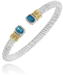 4mm London Blue Topaz Bracelet