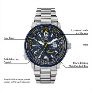 Citizen Gents Promaster Nighthawk Blue Angels
