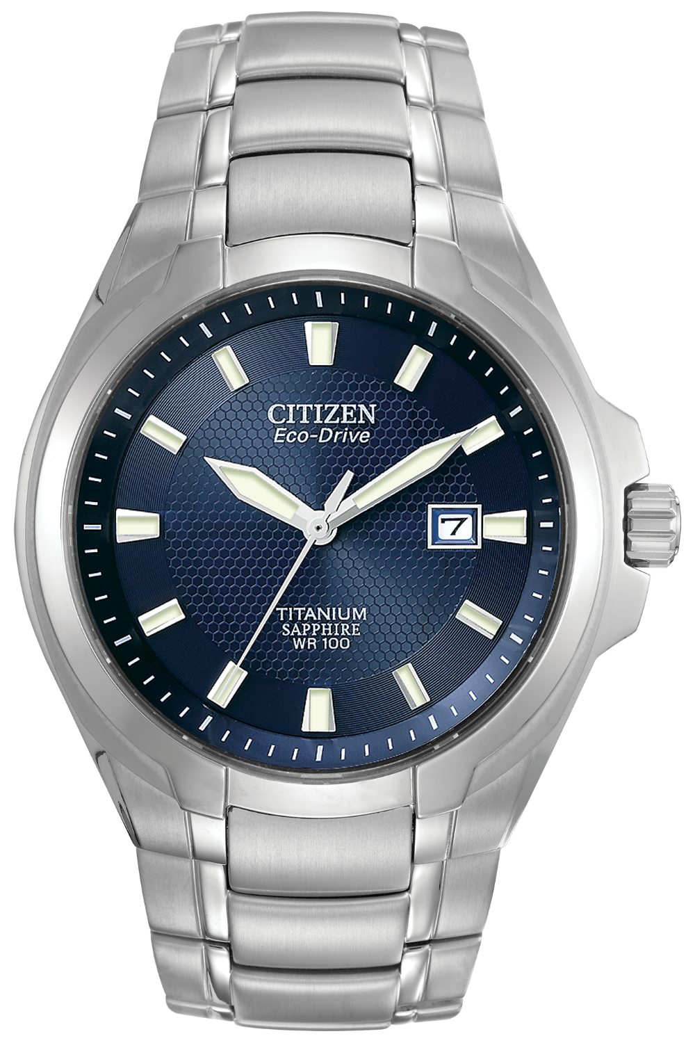 Mens Citizen Paradigm-Navy