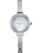 Load image into Gallery viewer, Citizen Ladies Silhouette Crystal Watch