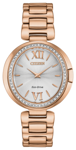 Citizen Ladies Capella- Rose