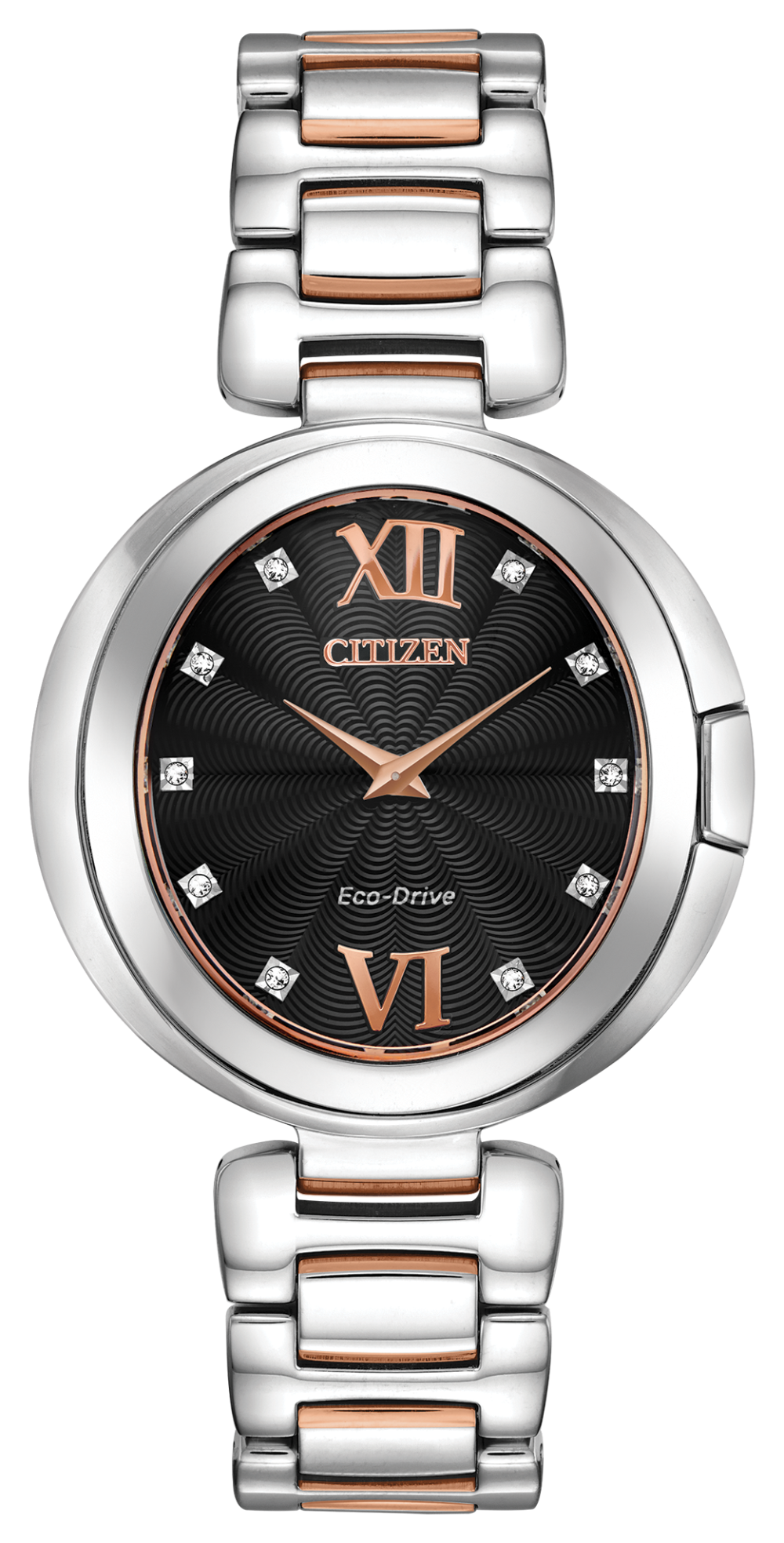 Citizen Ladies Capella - Black