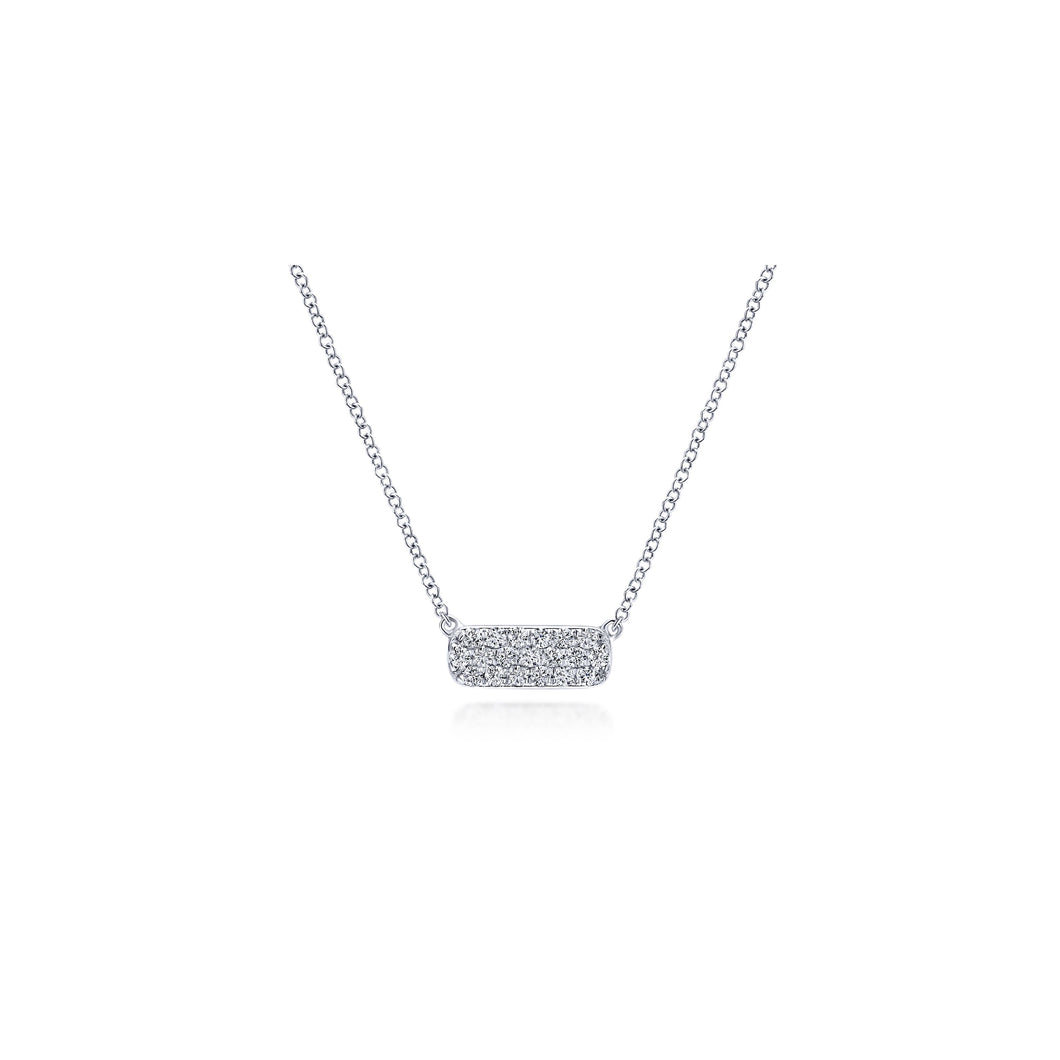Diamond Rectangular Bar