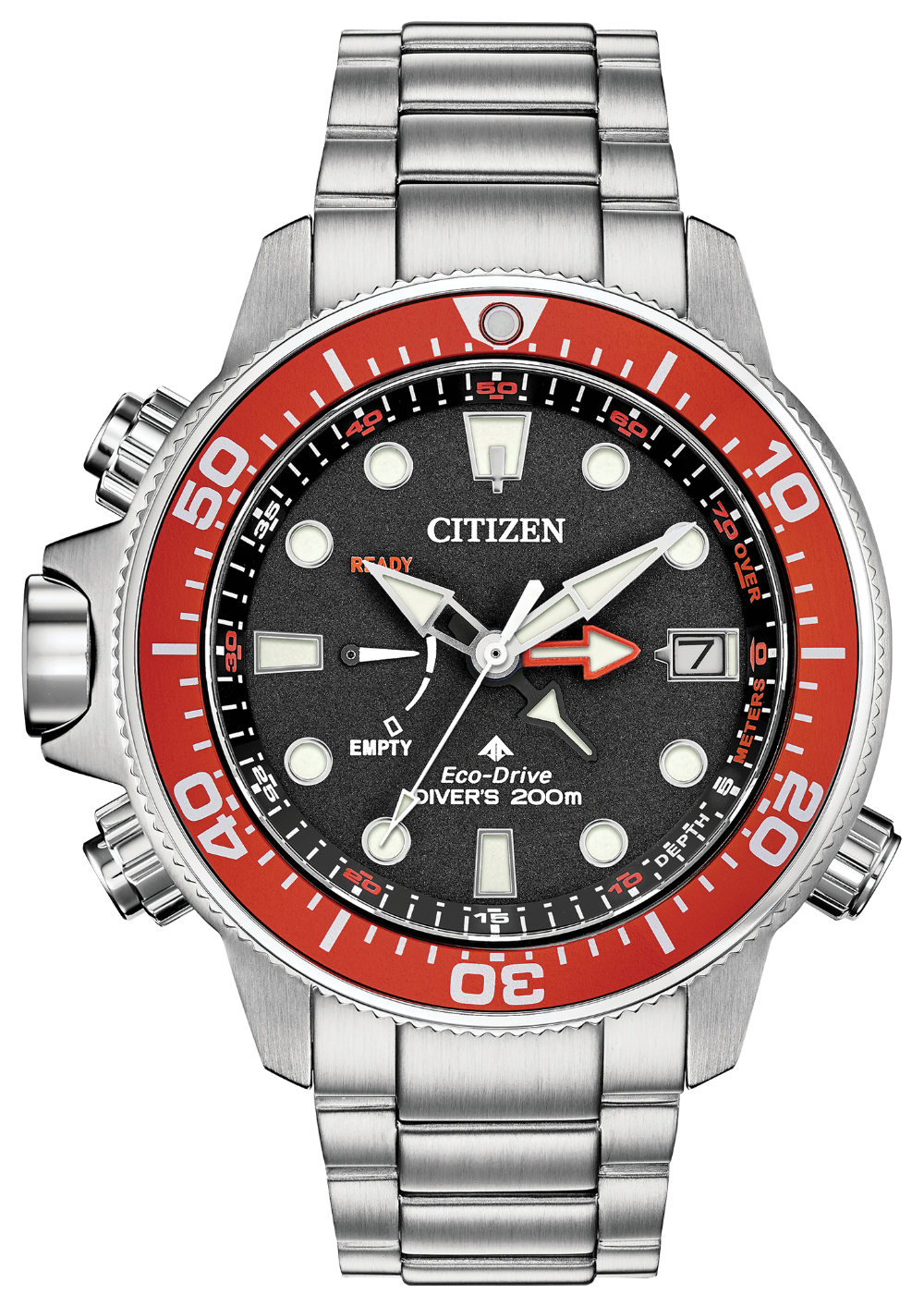 Citizen Mens Promaster Aqualand- Red