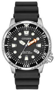 Citizen Mens Promaster Black