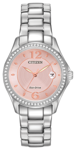 Citizen Ladies Silhouette Pink