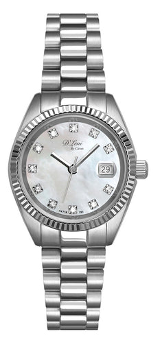 31mm Ladies with MOP and Diamond Dial