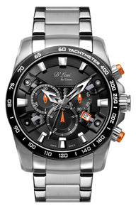 Gents Chronograph w Orange