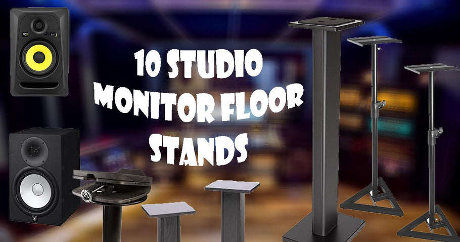 The Best Studio Monitor Stands