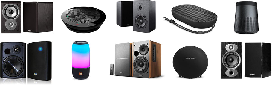 Top 10 Best Speakers Under $200