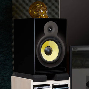 SMPads Decoupling Studio Monitors