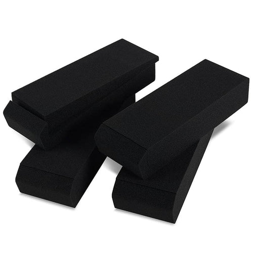 Studio Monitor Isolation Pads for 3 - 4.5 Inch Small Speakers SMPad 4 – Sound Addicted