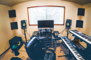 Bass trap studio